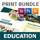 Education Print Bundle 10