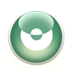 Glassy Sparkles Logo