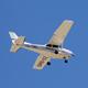 Plane Flyover Propeller