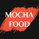Mocha Food UI Kit - ThemeForest Item for Sale