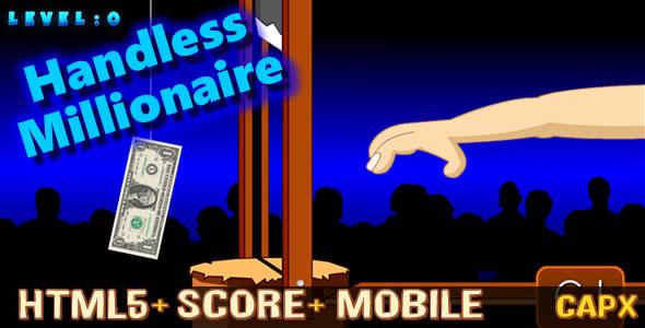 Handless Millionaire (.CAPX) New!