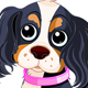 Spaniel Dog - GraphicRiver Item for Sale