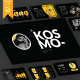 Kosmo - Google Slide - GraphicRiver Item for Sale