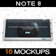 SmartPhone Note 8 Mockup - GraphicRiver Item for Sale