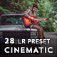 28 Cinematic Film Look Lightroom Presets - GraphicRiver Item for Sale