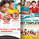 Education Flyers Bundle Templates