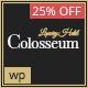 Colosseum Hotel - Premium Hotel & Resort WordPress Theme - ThemeForest Item for Sale