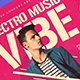 Electro Party Music Flyer - GraphicRiver Item for Sale