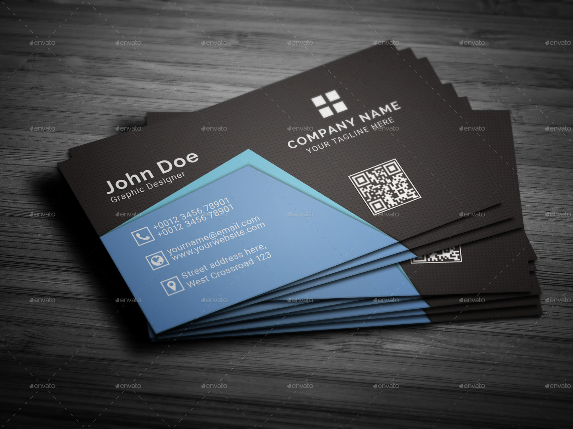 Creative personal business card by 9sdesign graphicriver creative personal business card creative business cards preview 1g colourmoves Image collections