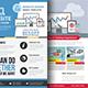 Website Design Agency Flyers Bundle