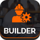Builder HUB- Construction Business HTML Template - ThemeForest Item for Sale