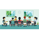 School Cafeteria - GraphicRiver Item for Sale