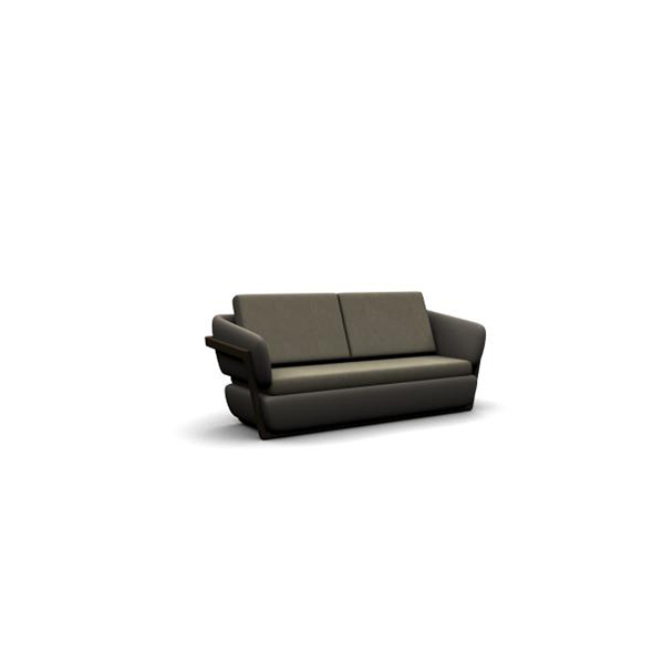 3DOcean Modern styled couch 20762199