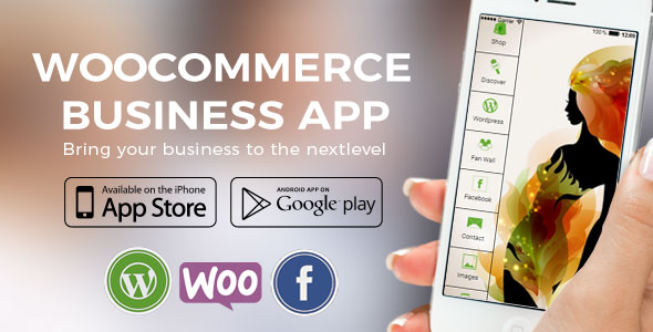 WooCommerce iOS & Android App with WordPress - CodeCanyon Item for Sale