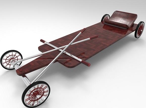 old car - 3DOcean Item for Sale