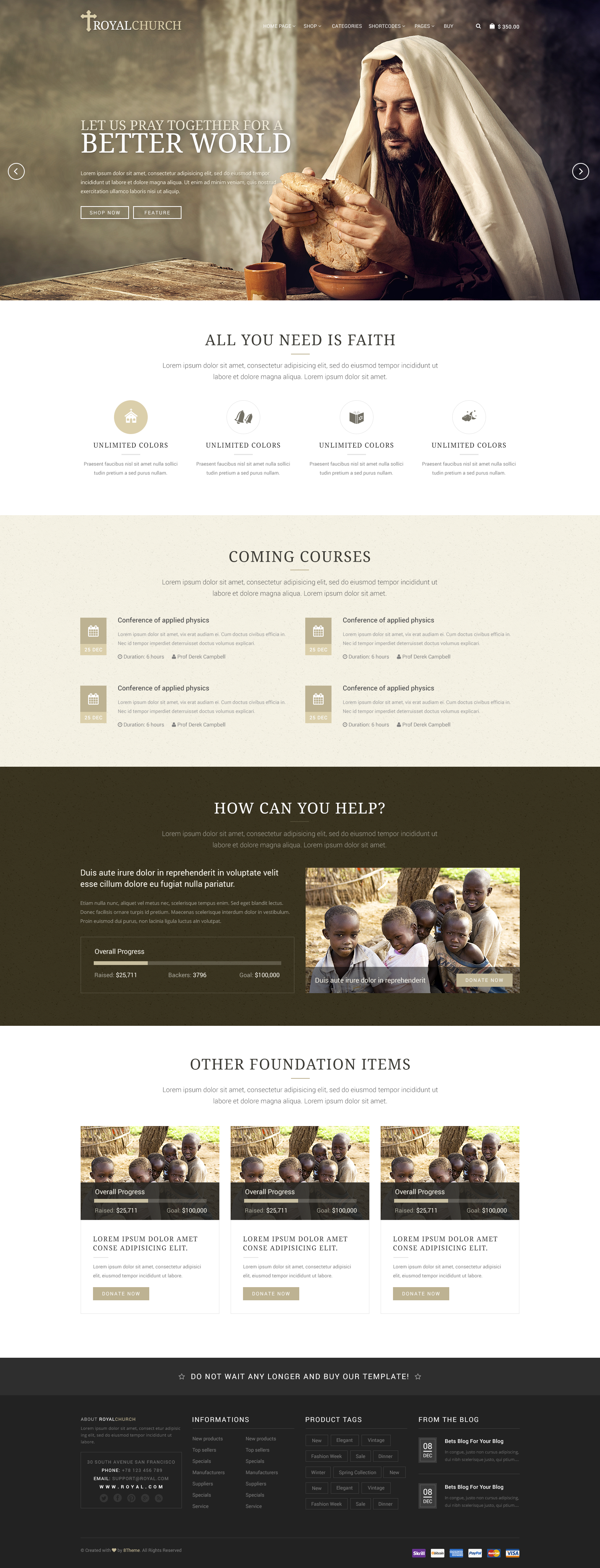 Royal   Multi Purpose WordPress Theme Part 84