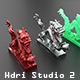 HDRI Studio 2 - 3DOcean Item for Sale