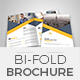 Corporate Bi-Fold Brochure Template 06 - GraphicRiver Item for Sale