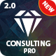 Consulting Finance Business - Consulting Pro