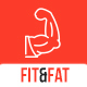 Fit&fat - Fitness And Gym Onepage HTML5 Template