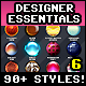 Designer Essentials Ultimate Precious Styles Vol.6