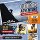 Outdoor Sport Adventure Flyer