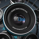 Photography Lens Logo 2 - VideoHive Item for Sale