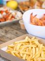 Australian Seafood Lunch