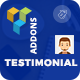 Testimonial - Visual Composer Addon