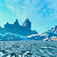 The Winter Cove and the castle - VideoHive Item for Sale