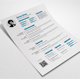 A4 Resume/CV #07 - GraphicRiver Item for Sale