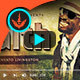Gospel Artist YouTube Video Artwork Template