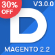 Destino - Premium Responsive Magento 2 and 1.9 Theme with Mobile-Specific Layouts