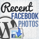 Recent Facebook Photos: A Plugin for WordPress - CodeCanyon Item for Sale