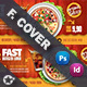 Restaurant Cover Templates - GraphicRiver Item for Sale