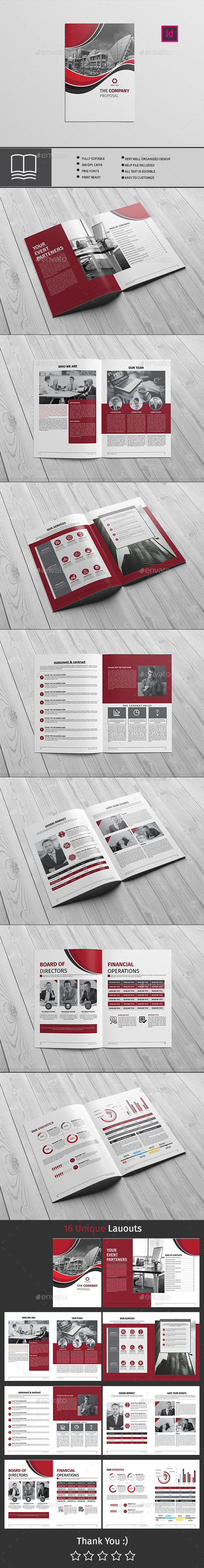 GraphicRiver Brochure 16 Page 20766298
