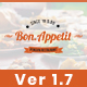 Leo Bon Appetit  Prestashop Theme - ThemeForest Item for Sale