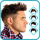 Hair style changer Android app + Admob ad - CodeCanyon Item for Sale