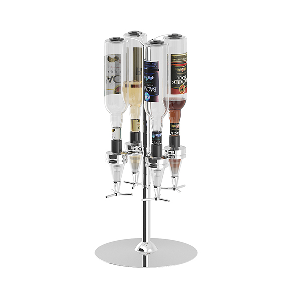 3DOcean Liquor Dispenser 20766690