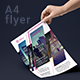 Professional Multi-purpose A4 Flyer in 2 Layouts