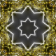 Golden Energy Background