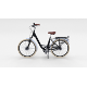 City Bicycle Black - 3DOcean Item for Sale