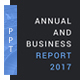 Annual and Business Report Powerpoint 2018