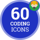 Icons Pack Programmer Coding Development Software Flat Animated Icons