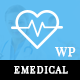 eMedical - Health & Business Responsive WordPress Theme