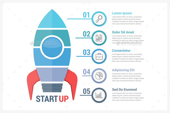 Startup Infographics - Infographics