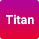 Titan Bootstrap 4 Admin Template + Angular - ThemeForest Item for Sale