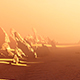 Fantastic Landscape Of The Red Planet - VideoHive Item for Sale