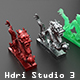 Hdri Studio 3 - 3DOcean Item for Sale