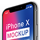 Phone X - Vector Shapes Mockups